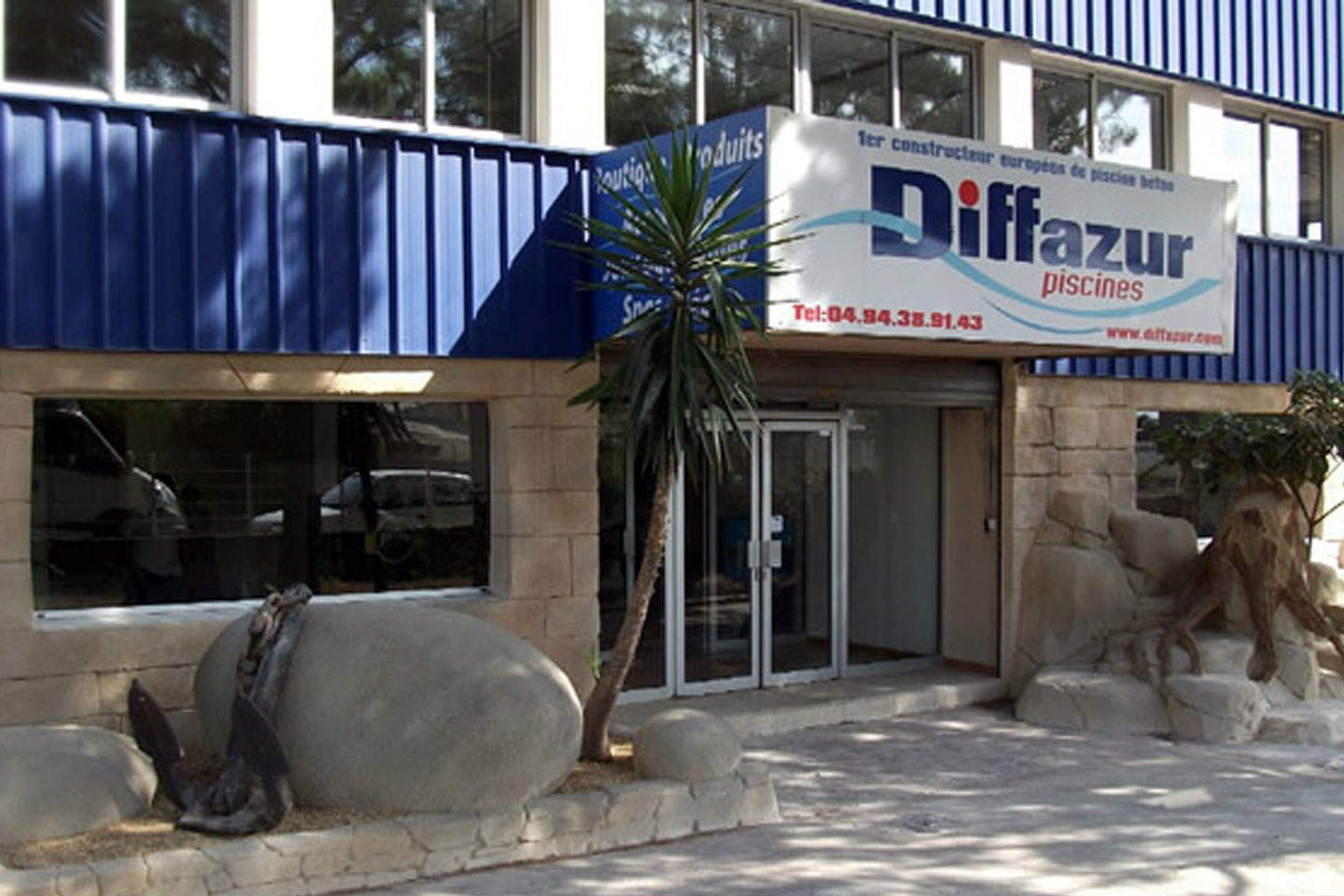 Photo Magasin Diffazur Piscines Toulon