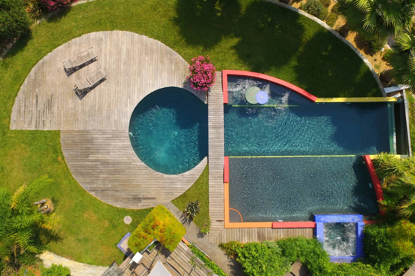 piscine artpool design