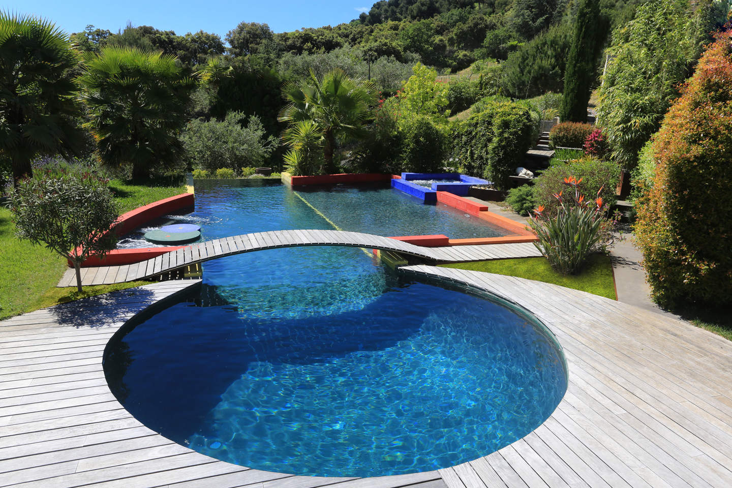 Piscine contemporaine Diffazur
