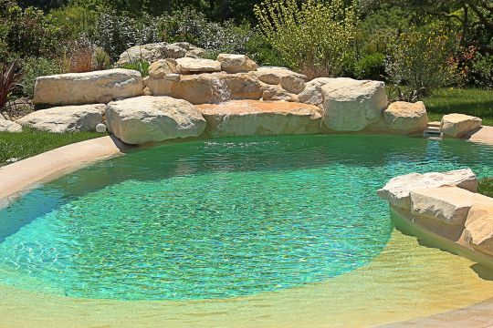 Piscine Nature Et Naturelle  Piscines Diffazur