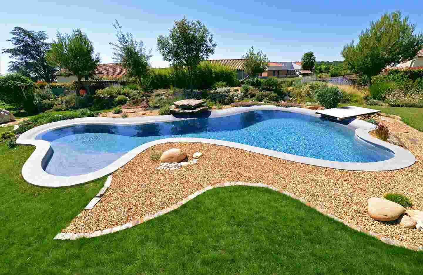 piscine enterr e sur mesure piscines diffazur On piscine sur mesure