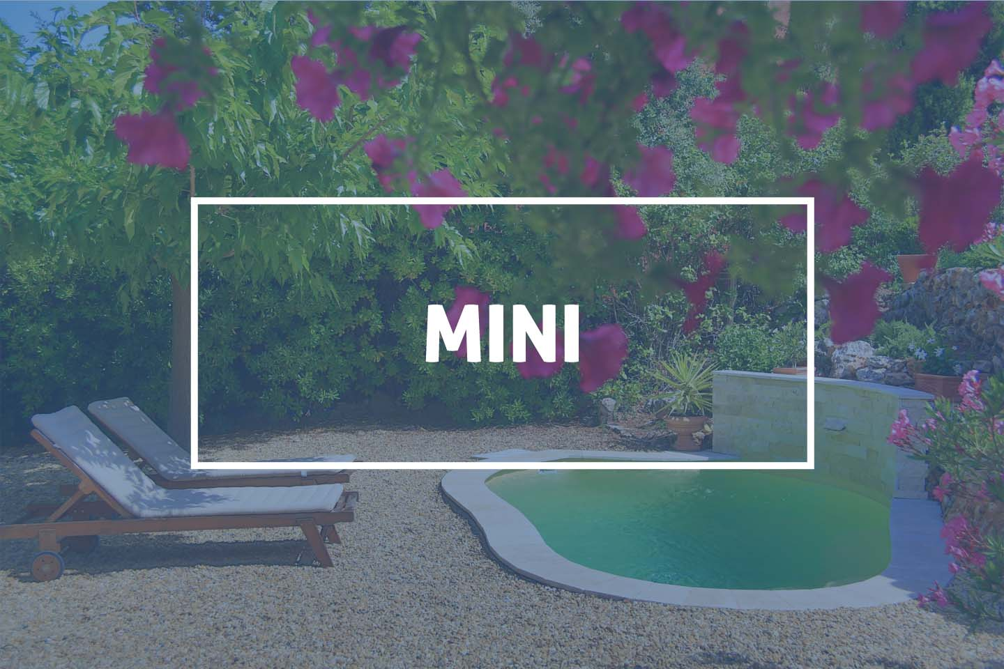 Mini piscine Diffazur