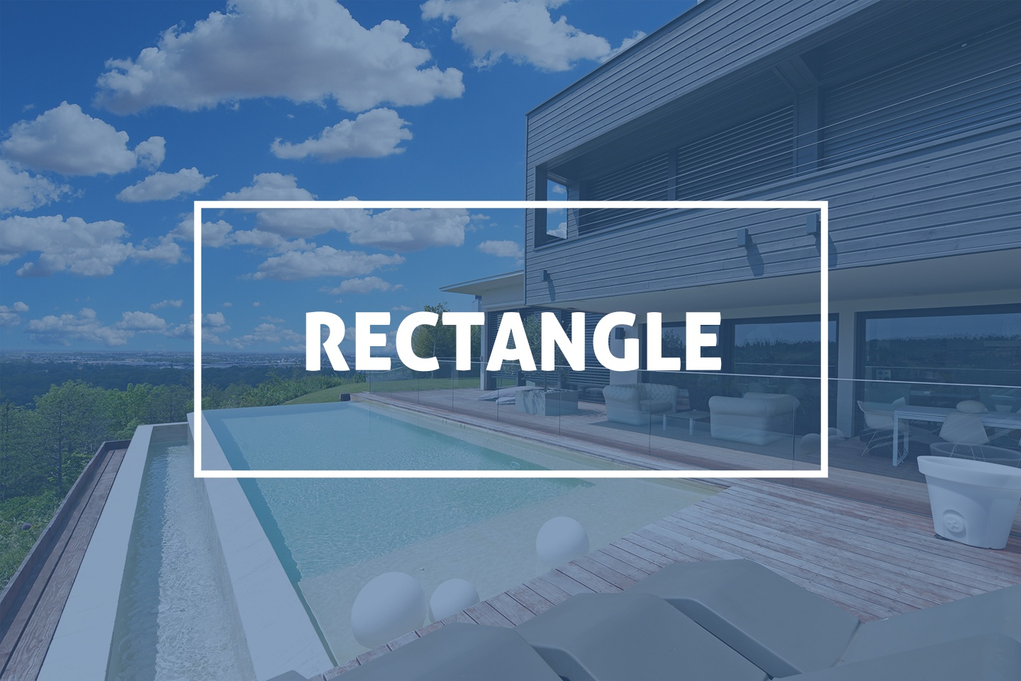 Piscine rectangle Diffazur